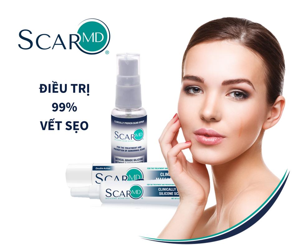 Vì sao chọn ScarMD điều trị sẹo?