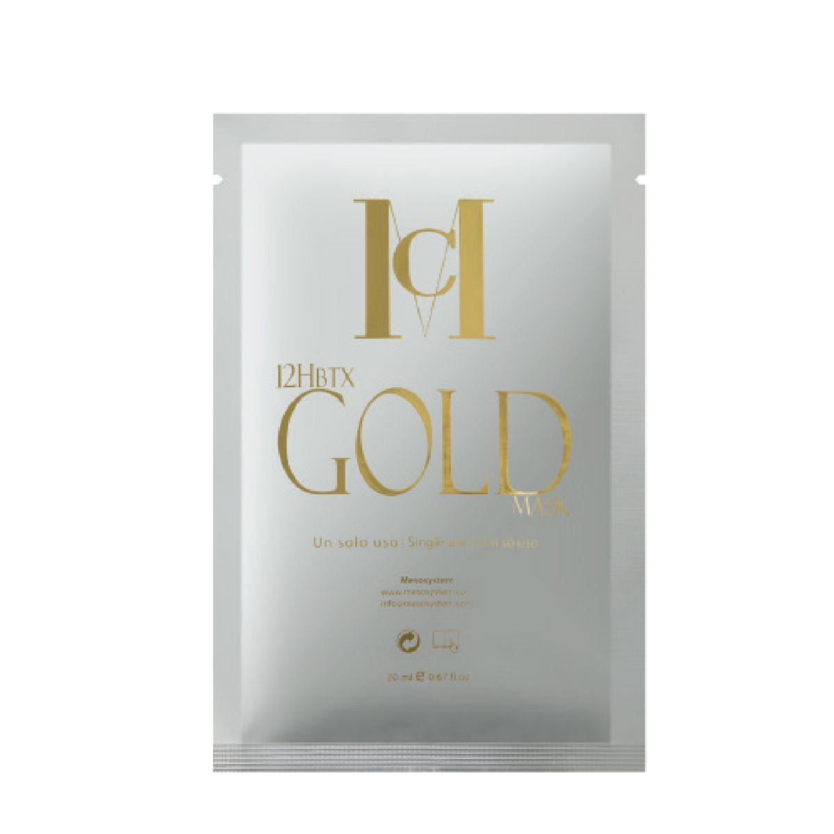 Gold Mask - Mặt nạ dành cho da nhạy cảm