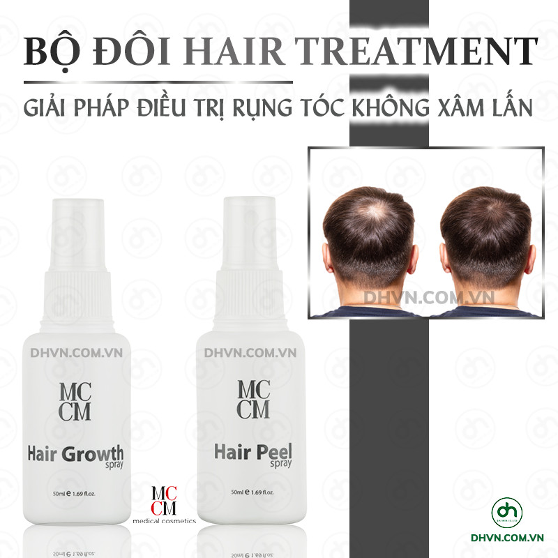 BỘ ĐÔI HAIR TREATMENT MCCM